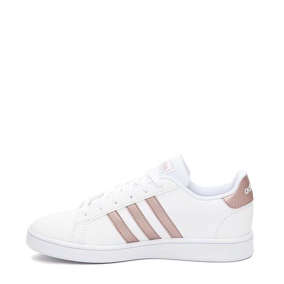Realista básico arma  adidas Shoes | Adidas Gran Court Whiterose Gold Sneaker | Poshmark